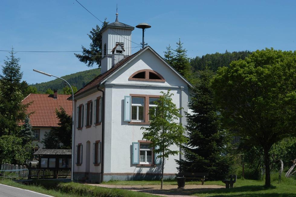 Rathaus Enkenstein - Schopfheim