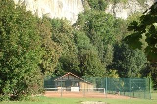 Tennisanlage Istein