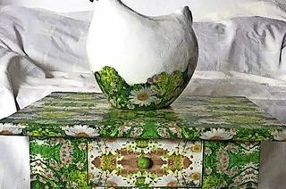 Ursel Flamm: Kunst zu Ostern