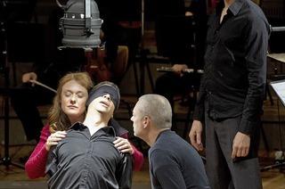 Johannes-Passion von Bach der Berliner Philharmonie unter Leitung von Simon Rattle im Union-Kino in Lörrach
