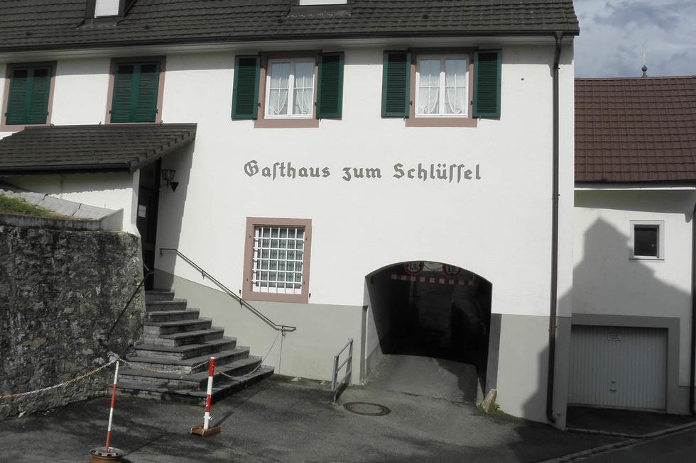 Gasthaus Schlüssel Istein (geschlossen) - Efringen-Kirchen