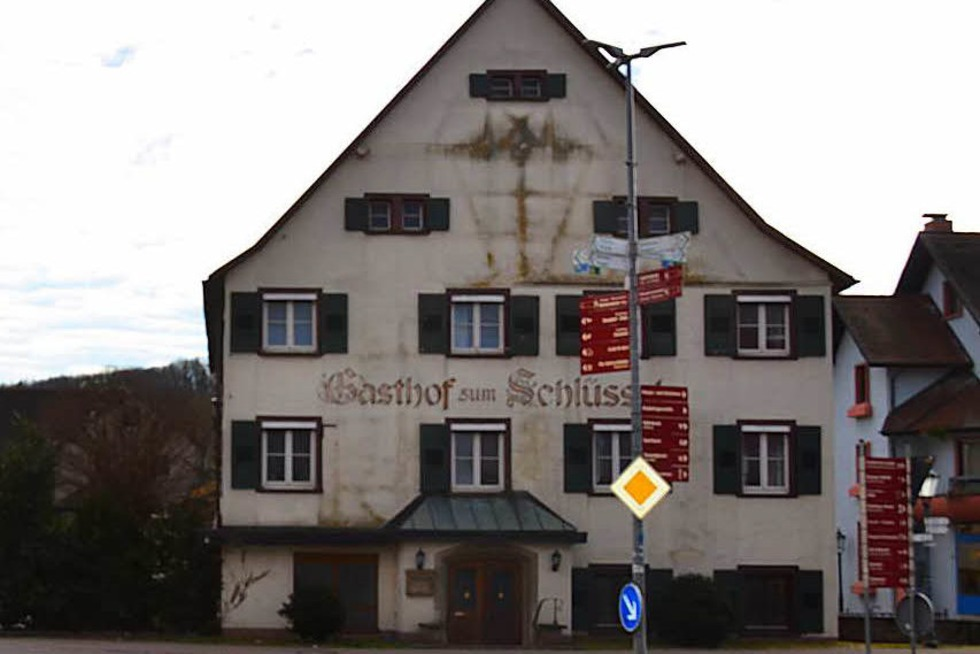Gasthaus Schlüssel (geschlossen) - Schliengen