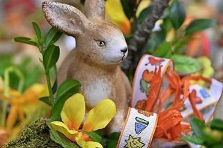 Kreative Dekorationen am 25. März in Kirchzarten