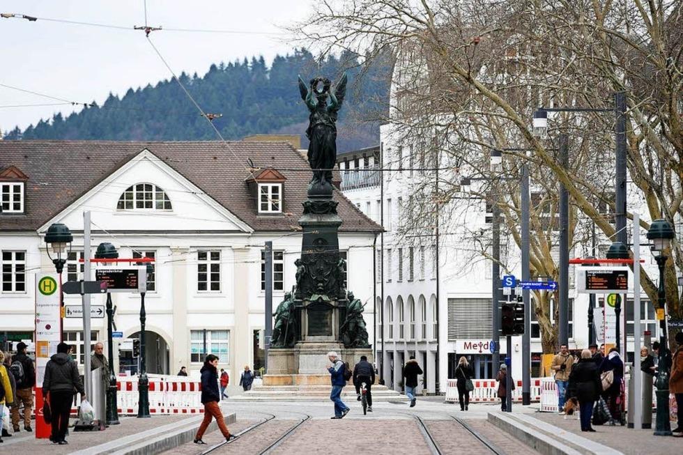 Siegesdenkmal - Freiburg