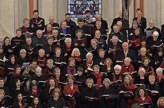 Die Emmendinger Kantorei tritt in der evangelischen Stadtkirche auf