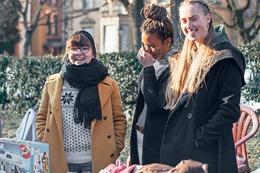 Fotos: So schön war's auf dem Straßenflohmarkt in der Wiehre