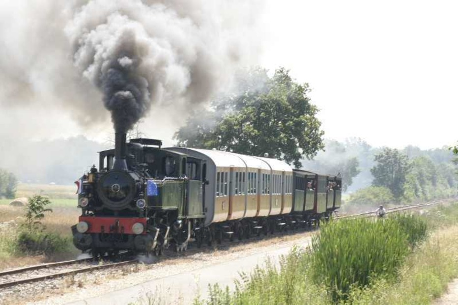 Train Thur Doller Alsace - Cernay