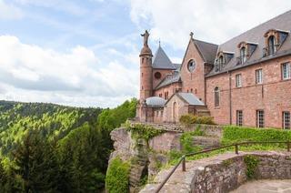 Mont-Saint-Odile (Kloster Odilienberg)