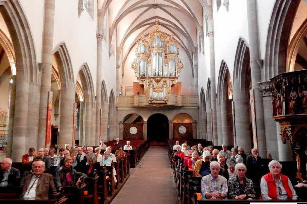 Eglise Notre-Dame de l'Assomption - Bergheim