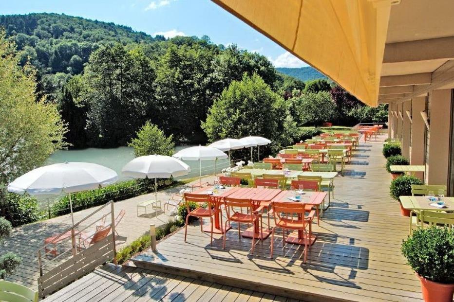 Le Domaine du Lac - Hôtel Restaurant Guebwiller - Guebwiller