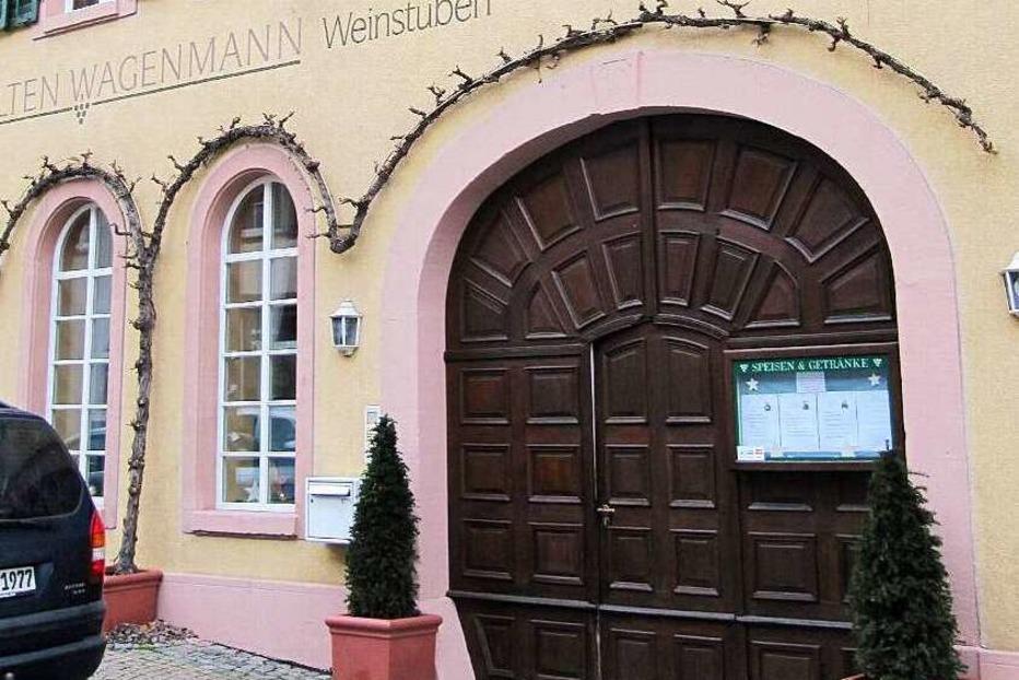 Restaurant Zum Alten Wagenmann - Endingen
