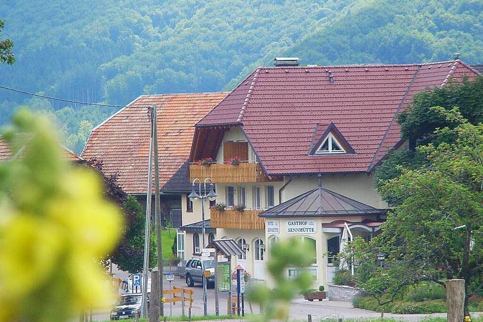 Gasthaus Sennhütte (Schwand) - Kleines Wiesental
