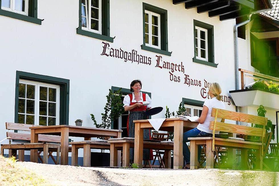 Landhaus Langeck - Münstertal