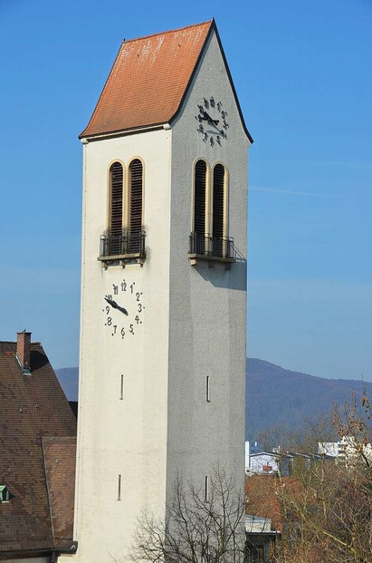 Christuskirche - Rheinfelden