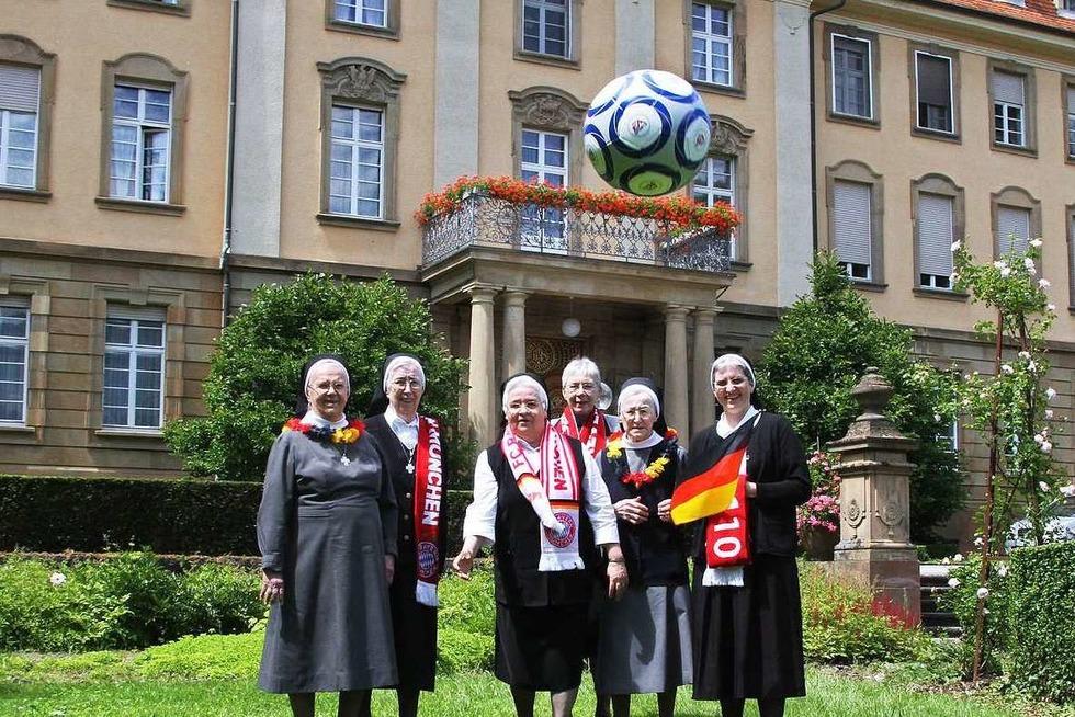Kloster Erlenbad - Sasbach