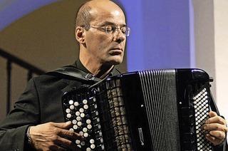 Konzert mit Teodoro Anzellotti, und Johannes Götz in St. Peter