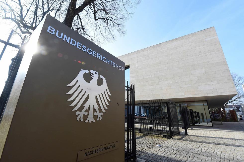 Bundesgerichtshof (BGH) - Karlsruhe