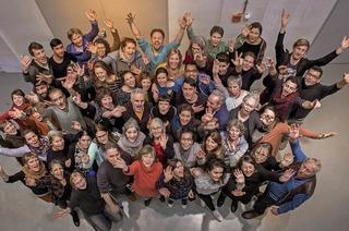 Südufer-Chor singt am 6. und 7. April im E-Werk