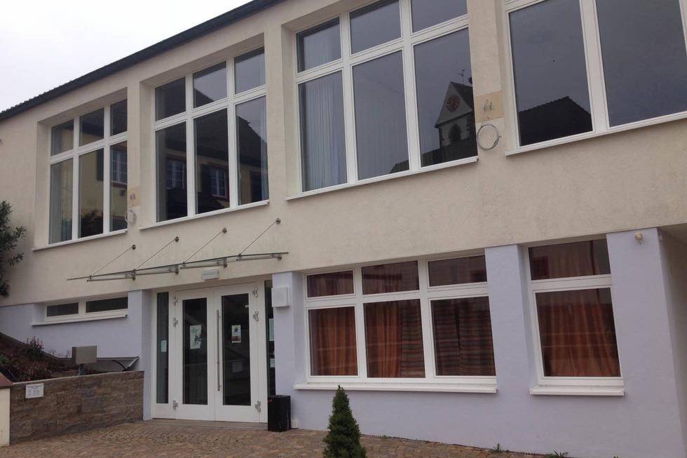 Evangelisches Gemeindehaus - Gundelfingen