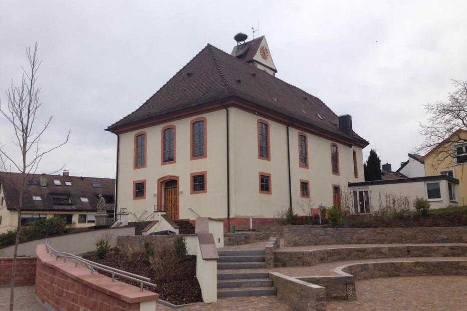 Evangelische Kirche - Gundelfingen