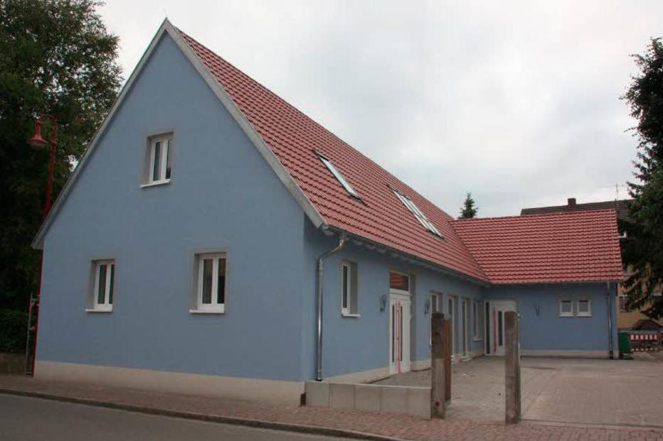 Kath. Gemeindehaus St. Stephan - Gottenheim
