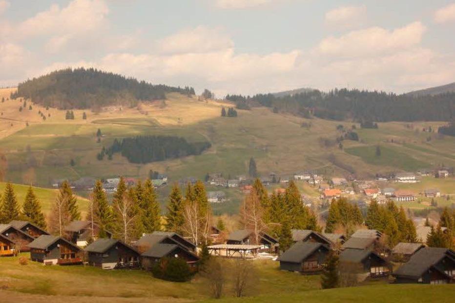 Feriendorf Rechbergblick - Bernau im Schwarzwald