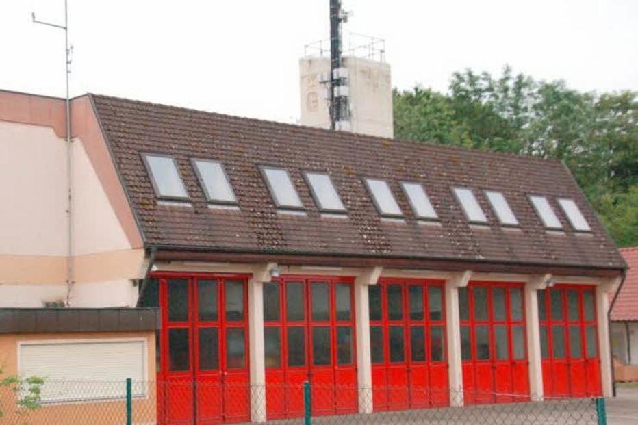 Feuerwehrgerätehaus - Gundelfingen
