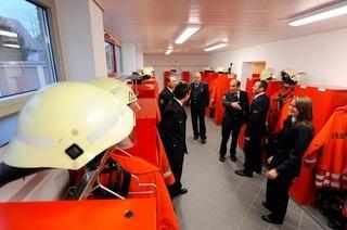 Feuerwehrgerätehaus Ebnet