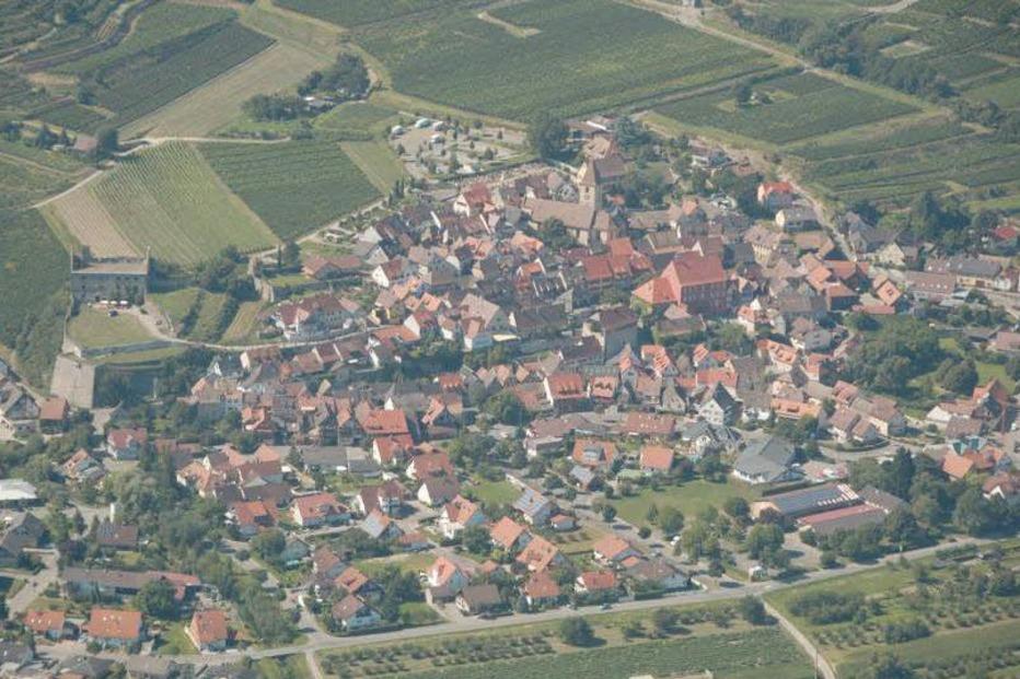 Ortsteil Burkheim - Vogtsburg