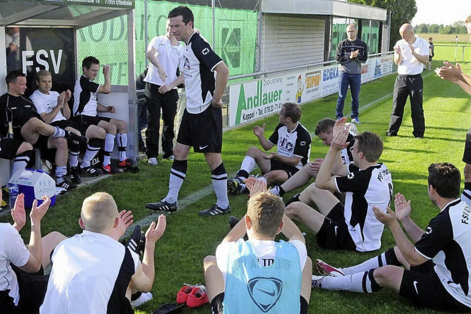 Sportgelände FSV Altdorf - Ettenheim