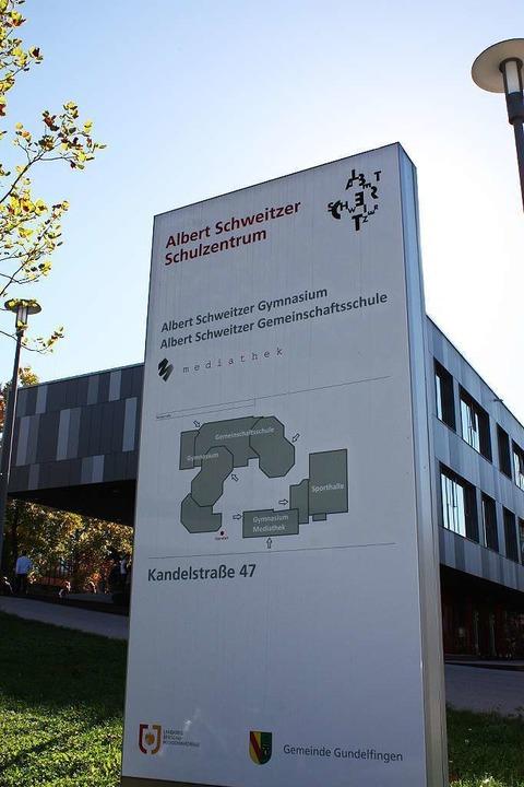 Albert-Schweitzer-Schulzentrum - Gundelfingen