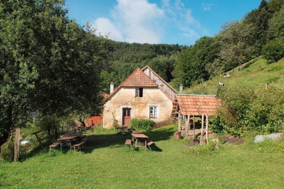 Ferme Auberge de l'Entzenbach - Niederbruck
