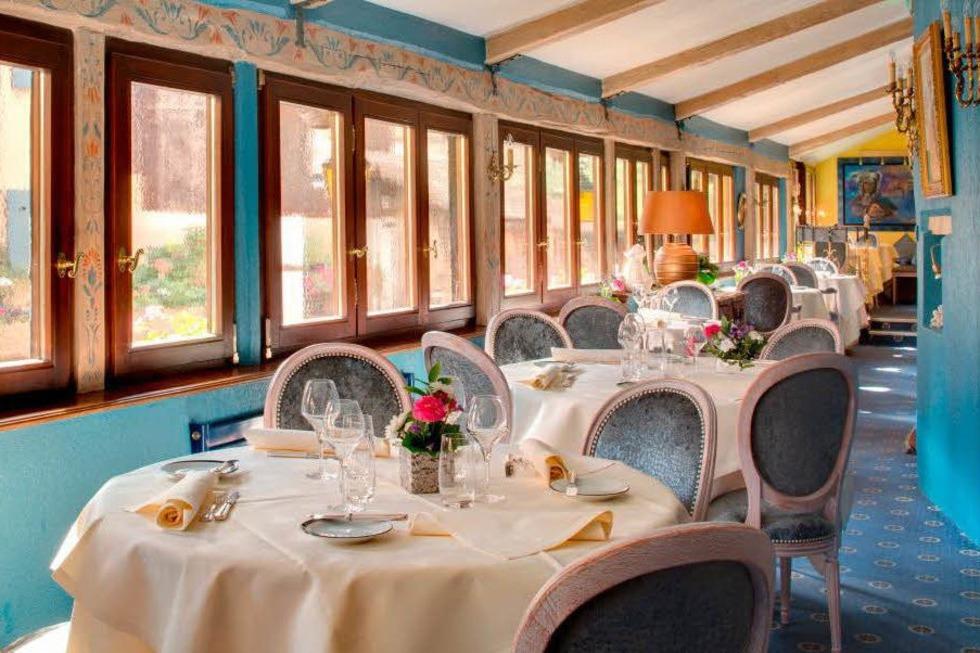 Restaurant a L'Echevin (Hôtel Le Maréchal) - Colmar