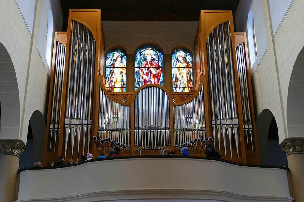 Kath. Kirche St. Bonifatius - Lörrach