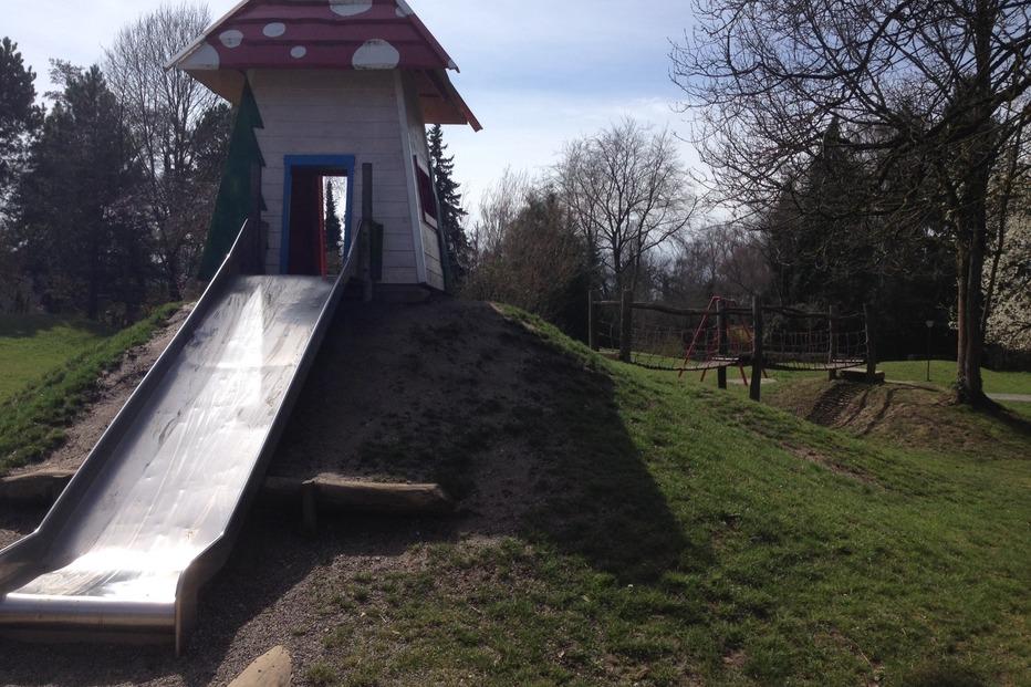 Spielplatz Maurice-Sadorge-Straße - Rheinfelden