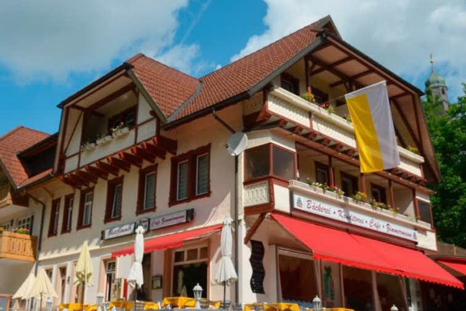 Café Zimmermann - Todtmoos