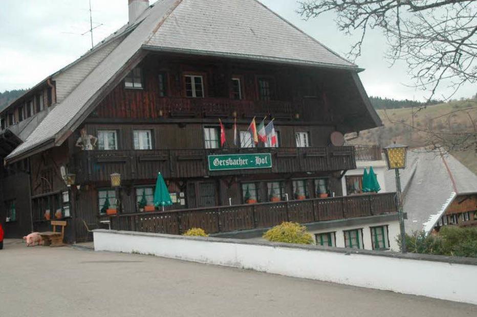 Hotel Gersbacher Hof - Todtmoos