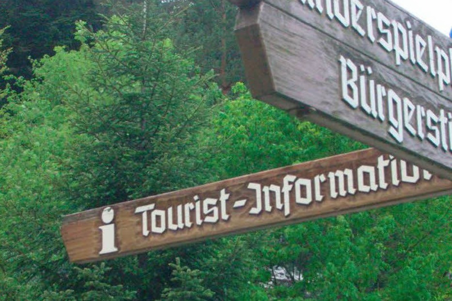 Tourist-Information - Todtmoos