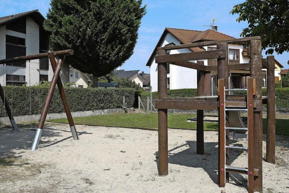 Spielplatz Nelkenweg (Ichenheim) - Neuried