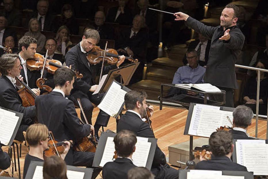 Die Berliner Philharmoniker unter Leitung von Kirill Petrenko live im Union-Filmtheater Lörrach - Badische Zeitung TICKET