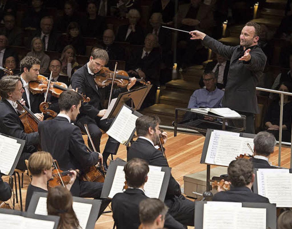 Karten zu gewinnen Die Berliner Philharmoniker unter Leitung von Kirill Petrenko live im Union theater Lörrach Badische Zeitung TICKET