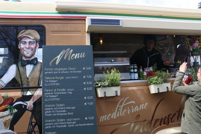 Food-Truck Mediterrane Leidenschaft