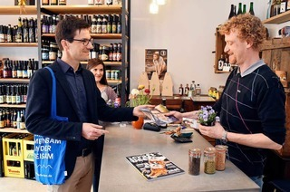 Martin Horn versucht den Spagat im Freiburger OB-Wahlkampf