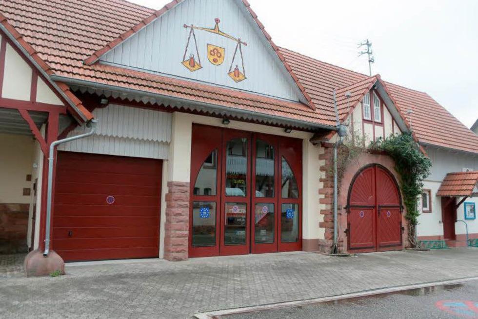 Feuerwehr Nonnenweiher - Schwanau