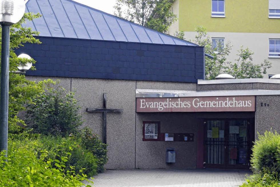 Ev. Gemeindehaus - Donaueschingen