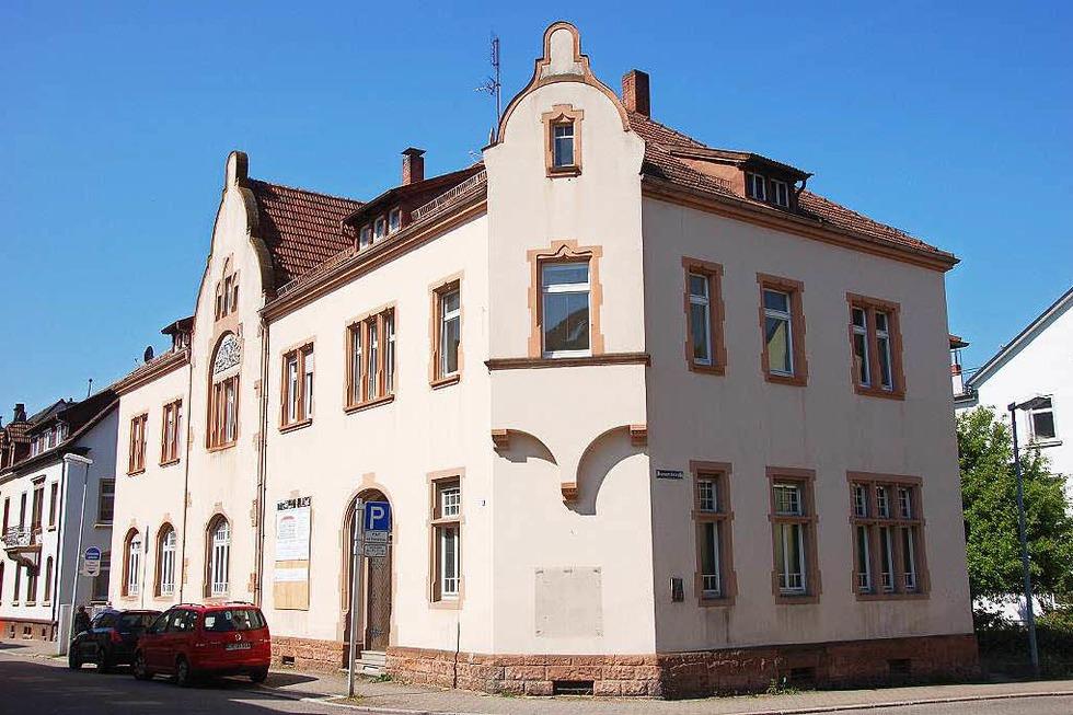 Früheres ev. Gemeindehaus - Waldkirch