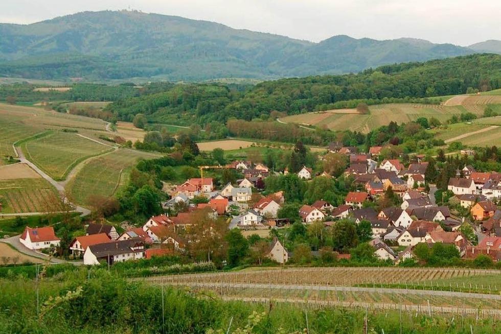 Ortsteil Mauchen - Schliengen