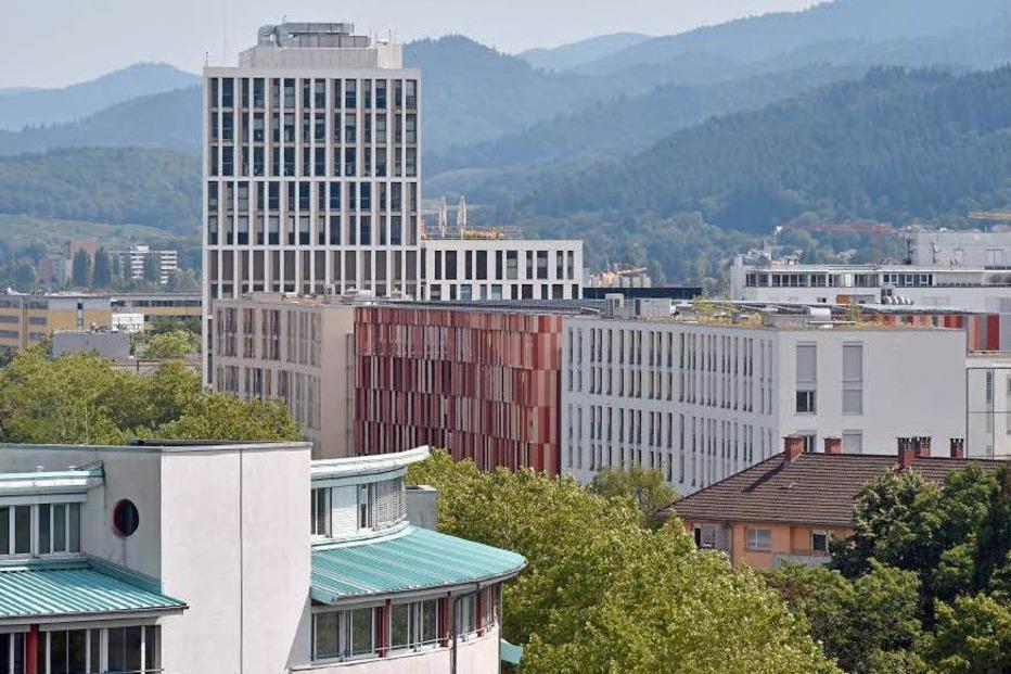Westarkaden (Einkaufszentrum) - Freiburg