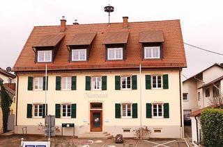 Rathaus Biengen