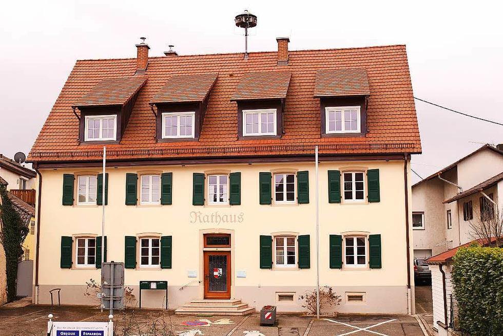 Rathaus Biengen - Bad Krozingen